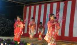 Frei Rogério - dança infantil japonesa, Por Flaviane